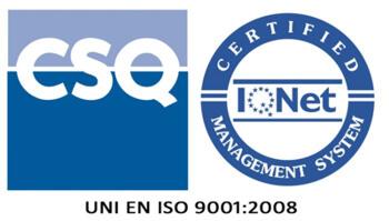 UNI EN ISO 9001-2008